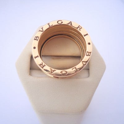 BAGUE BULGARI EN OR 18K